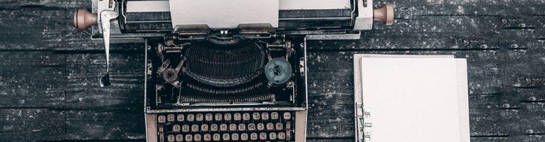 Schreiben … kann doch jedeR?!