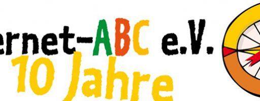 Logo Internet-ABC. Orientierung bieten für das Internet der Zukunft