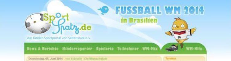 Tor, Tor, Tooor!! klick-tipps.net präsentiert Klick-Spezial zur Fußball-WM in Brasilien