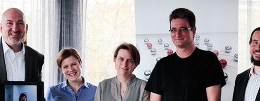 Im Bild zu sehen sind die Mitglieder der Lenkungsgruppe KBoM.