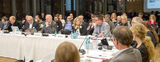 #DigitaleBildung - Diskussionsrunde verschiedener Teilnehmer