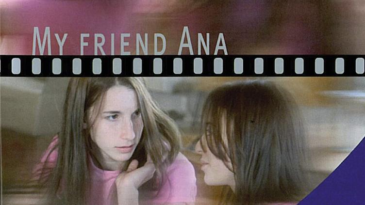 """Cover """"My friend Ana"""" - Schönheitswahn"""
