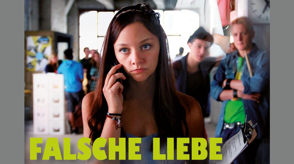 """Cover-Ausschnitt """"Falsche Liebe"""" - Stalking"""