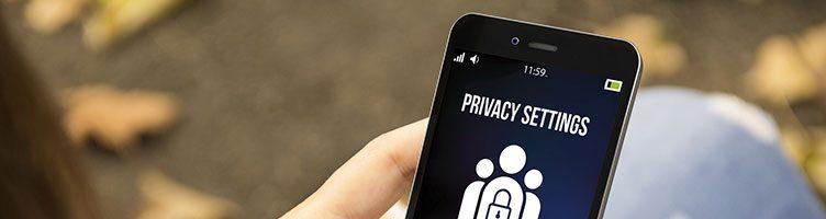 Datenschutz am Smartphone