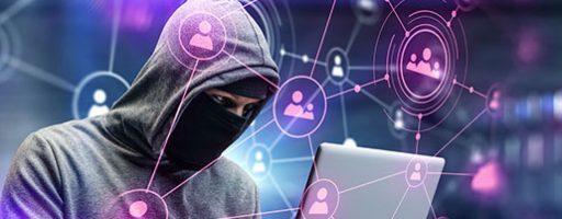 Symbolbild Hacker/Datensammler