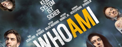 "Coverbild des Films ""Who Am I"""