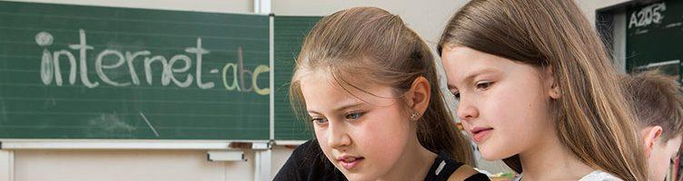 Neues Internet-ABC-Material für Lehrkräfte