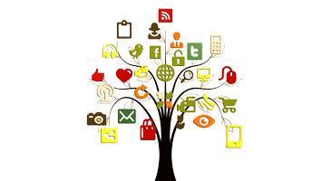 Mindmap mit Online-Tools & Social Media für MedienpädagogInnen