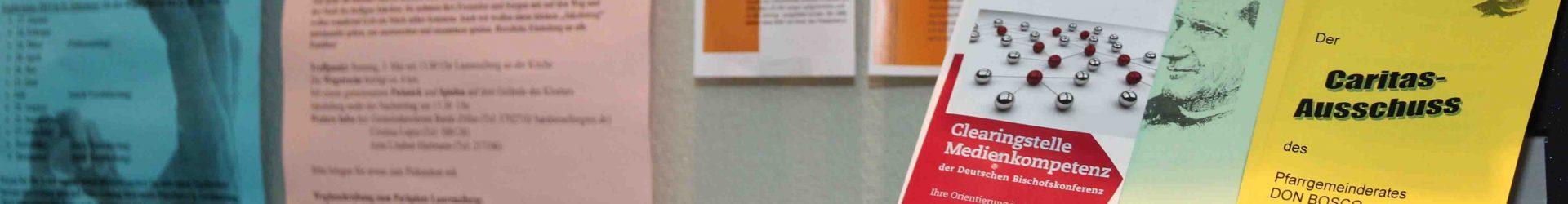 Die Gestaltung von Flyer, Flug- und Faltblatt