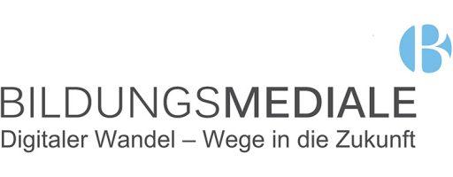 Logo der Bildungsmediale 2016