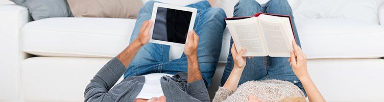E-Books in der Büchereiarbeit