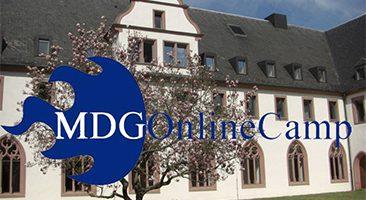 Einladung zum MDG OnlineCamp 2014