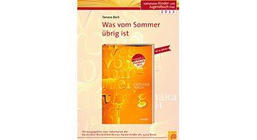 Katholischer Kinder- und Jugendbuchpreis 2013