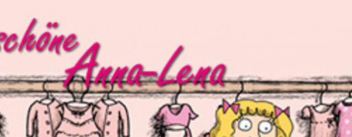 "Cover ""Die schöne Anna-Lena"""