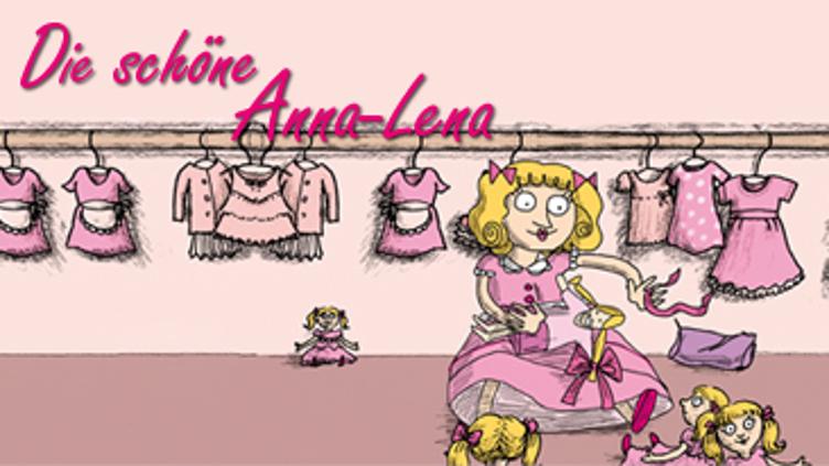 """Cover """"Die Schöne Anna-Lena"""" - Schönheit"""