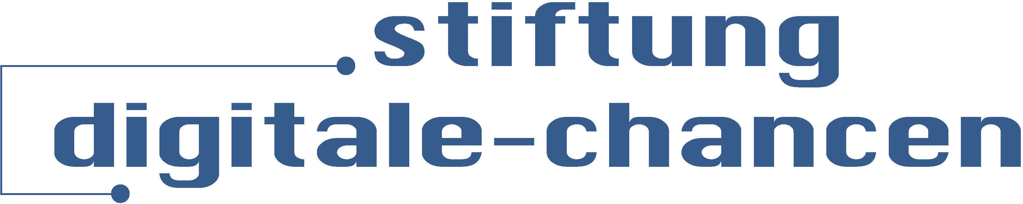 Logo der Stiftung Digitale Chancen