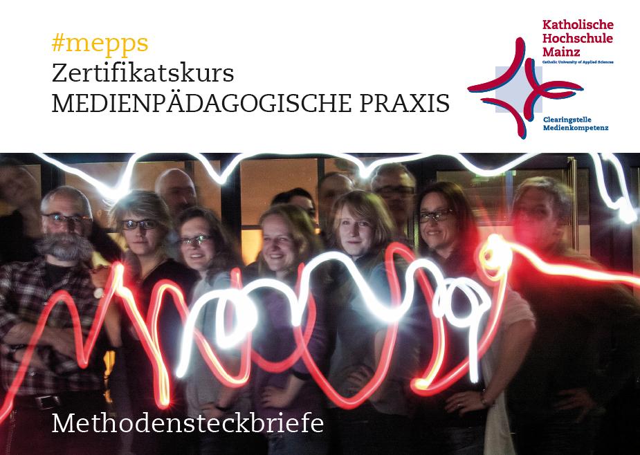 Titelbild #mepps-Methodensteckbriefe medienkompetenzerwerb.de
