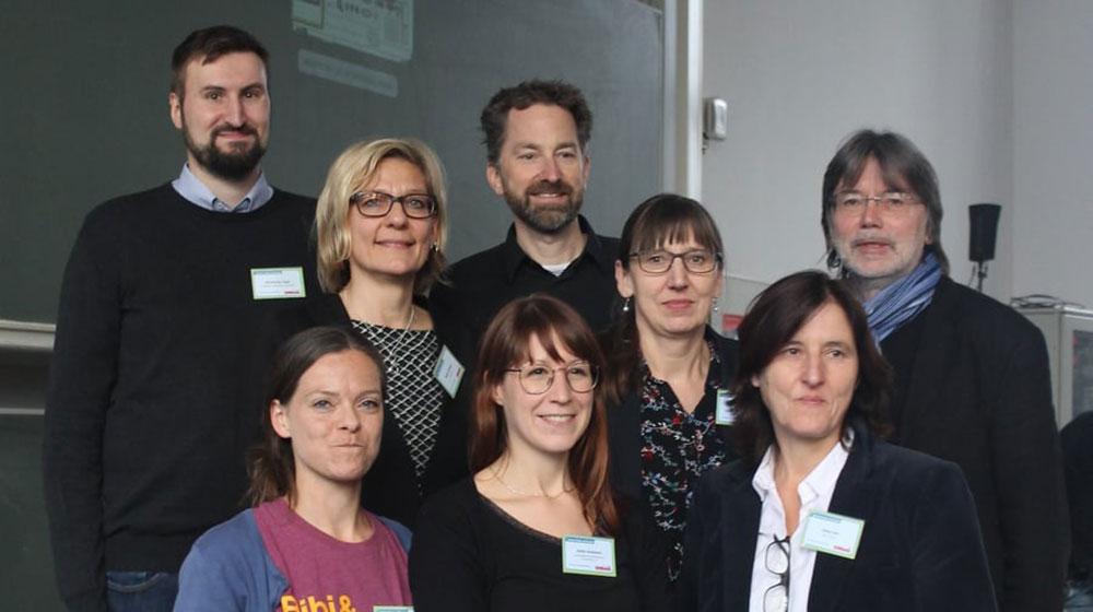 Der GMK-Vorstand 2019