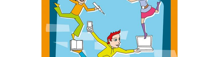 Speak out & connect – Digitale Beteiligung von Kindern und Jugendlichen