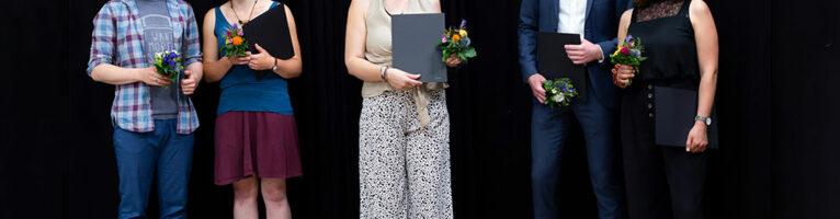 Wissenschaftlicher Nachwuchspreis medius 2020 verliehen