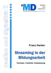 Titelbild der Broschüre Medien und Digitalität 3