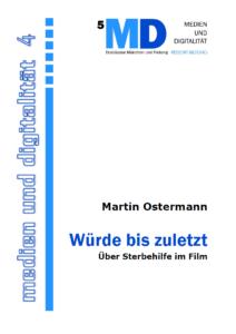 Titelbild der Broschüre Medien und Digitalität 4