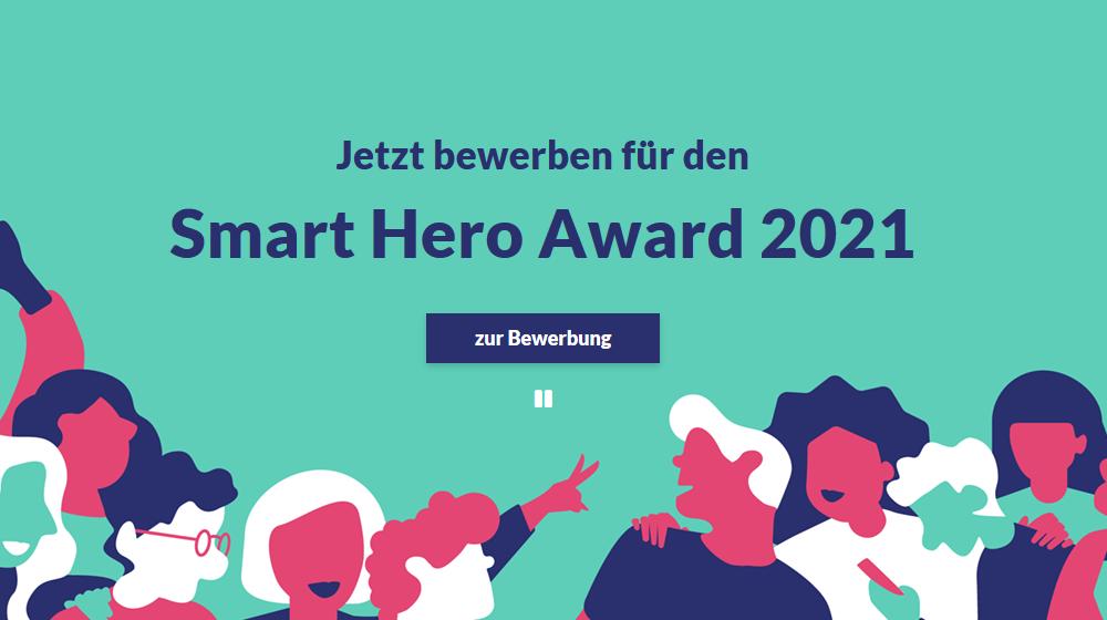 Bild: Smart Hero Award