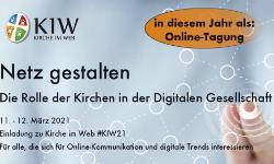 Kirche im Web #kiw21