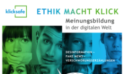 Ethik macht Klick von Klicksafe
