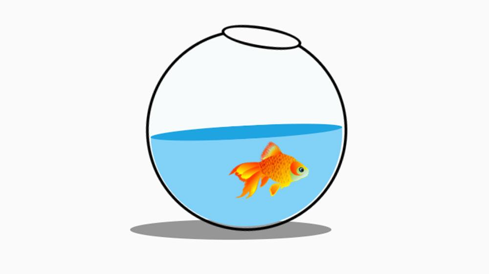 Fishbowl - Goldfischglas (Screenshot) - Online-Spiele