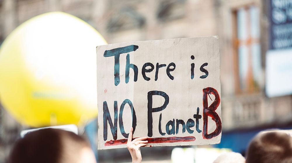 Medienpädagogik Nachhaltigkeit Friday for Future Demo