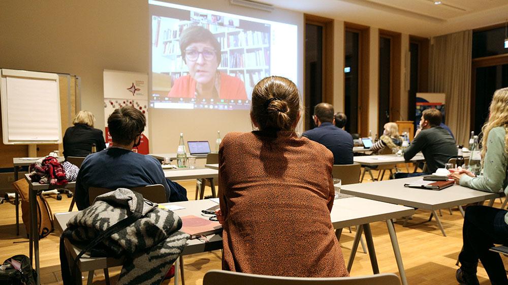 Saskia Esken Alumni Abendtalk